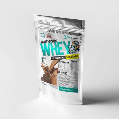 WPC - Whey Concentrado Chocolate
