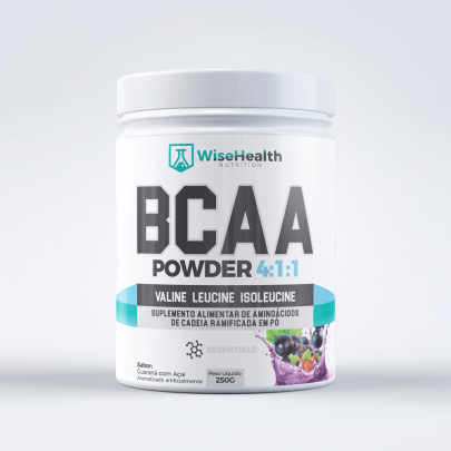 BCAA Powder Wise Health