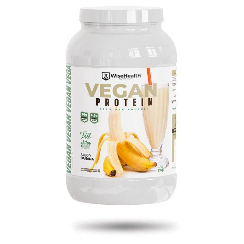 Proteina Vegana Banana