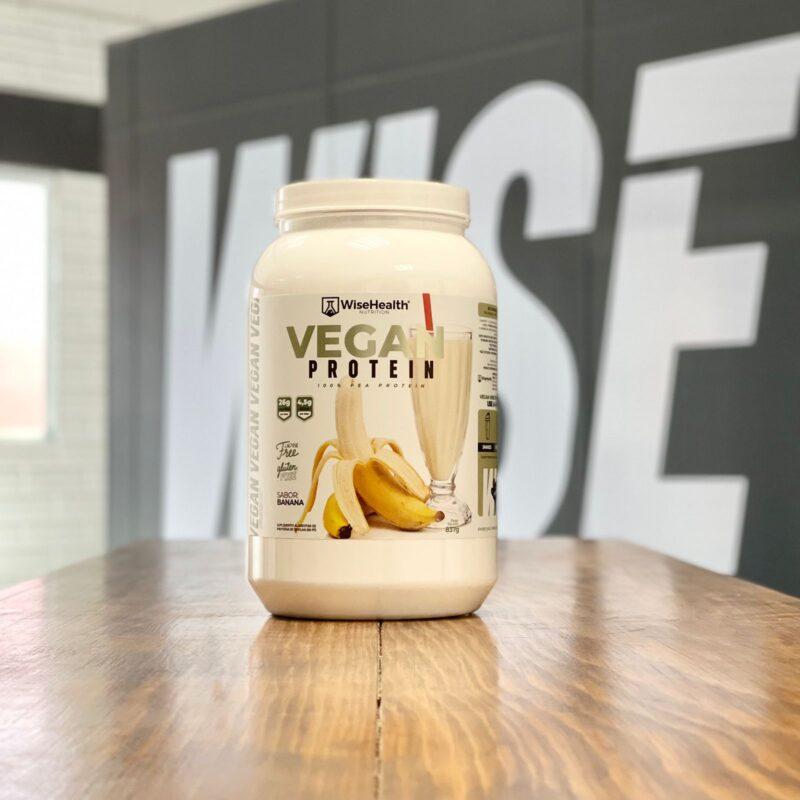 Vegan Protein Banana WiseHealth